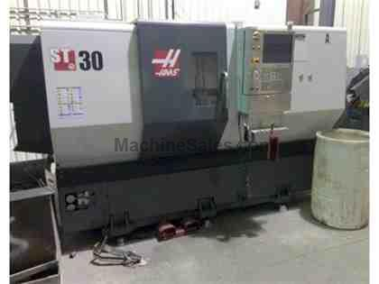 HAAS SL30T CNC Turning Center