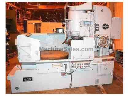 "42"" BLANCHARD 22K-42 Rotary Surface Grinder"