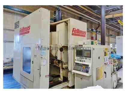 FELLOWS FS-400-125 Hydrostroke CNC Gear Shaper