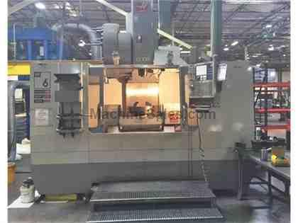 2007 Haas VF6/50TR | CNC | Verttical Machining Center