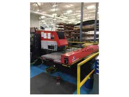 Amada Aries 245 CNC Turret Punch Press