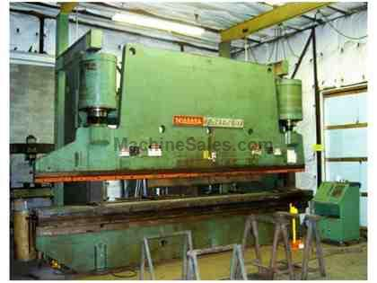 750 Ton HD-750-14-18 Niagara Hydraulic Press Brake
