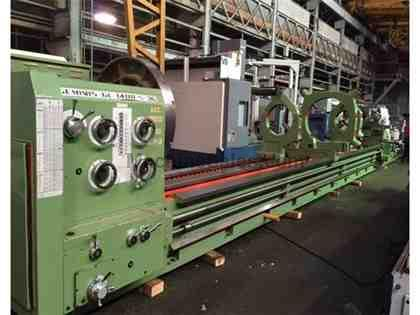"GEMINIS-GE-1400S-3G,HEAVY DUTY ENGINE LATHE,56""SWING X 480""CC,INC"