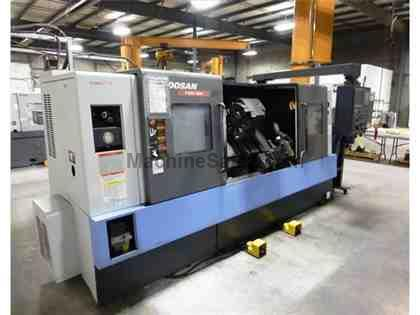 "DOOSAN-PUMA-300LC,23""SWING,50""CC,2800-RPM,12""CHK,4""BAR,"