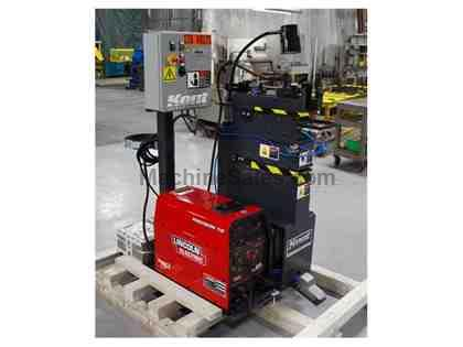 "10"" x .100"" NEW KENT #10-135 PMA Shear & End Welder"