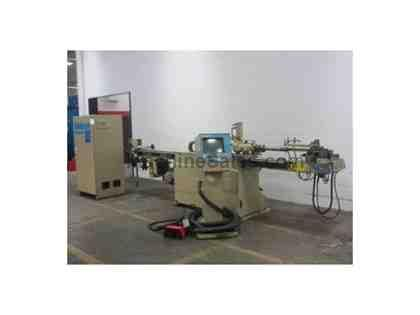 "1-1/4"" ADDISON MODEL:DB32 3-AXIS CNC HORIZONTAL TUBE BENDING MACHINE M"