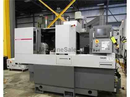 2013 CITIZEN A32VII 7-AXIS SWISS TYPE CNC LATHE, 32 MM, MELDAS 70 CONTROL