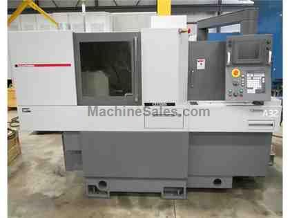 2014 CITIZEN A32VII 7-AXIS SWISS STYLE CNC LATHE, 32 MM BAR, EXCELLENT!