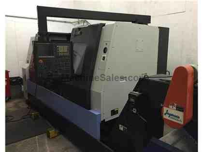 Doosan Puma 400MC  CNC Lathe, 2011 Used Doosan Puma 400MC Lathe for sale