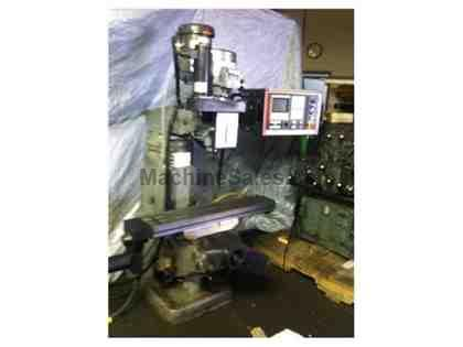 BRIDGEPORT CNC MILLING MACHINE3 AXIS