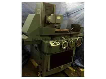 BROWN & SHARPE AUTOMATIC SURFACE GRINDER 10 X 24""