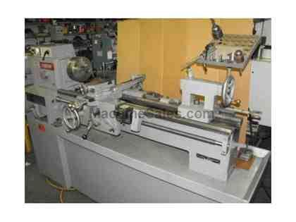 "14 X 40"" TOOLROOM LATHE TAPER ATTACHMENT"