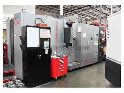 TOYODA, FH630SX, CNC HORIZONTAL MACHINING CENTER NEW: 2008