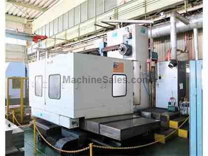 "5.1"" Ikegai NB-130T CNC Table Type Horizontal Boring Mill"