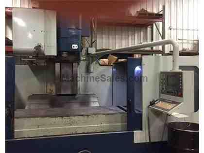 SHARNOA HPM-85 Vertical Machining Center, 1998 used