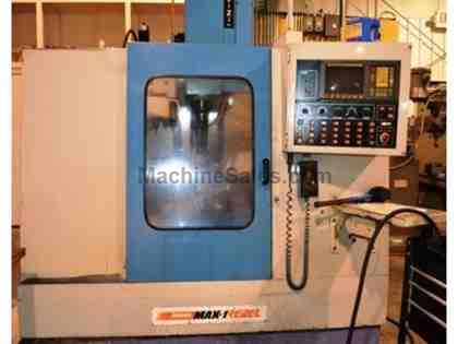SUPERMAX, MAX-1 REBEL, CNC VERTICAL MACHINING CENTER NEW: 1994