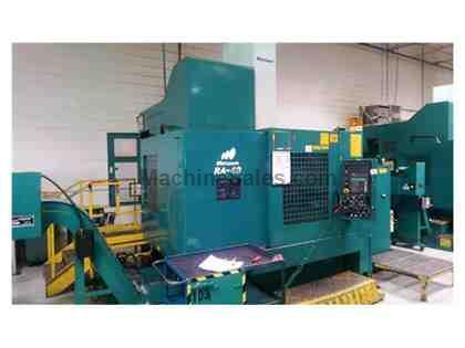 Matsuura RA-4G CNC Twin Pallet Vertical Machining Center