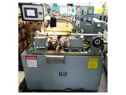TESKER TMC-200 CNC Controlled Thread Roller Machine