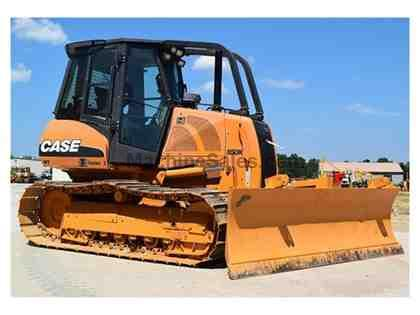 2006 CASE 850K WT SERIES II DOZER