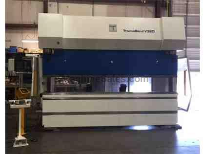 TRUMPF, V320, CNC PRESS BRAKE NEW: 2002