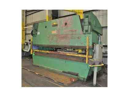 ACCUPRESS Mdl# 750014 HYDRAULIC POWER PRESS BRAKE