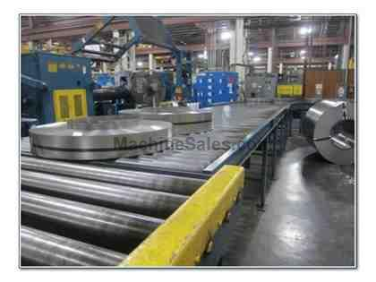 "72"" X 10,000# STAMCO/AVON PACKAGING LINE"
