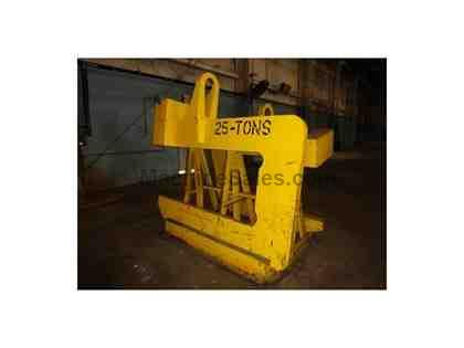 25 TON C-HOOK COIL LIFTER (2 OF 3 AVAILABLE)
