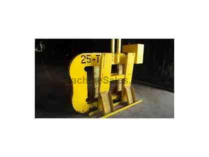 25 TON C-HOOK COIL LIFTER (3 OF 3 AVAILABLE)