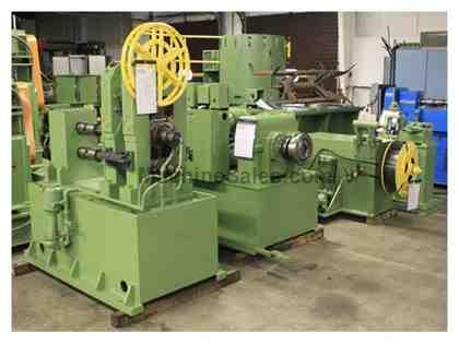 "FENN TWO-HIGH 8"" X 4"" ROLLING MILL"