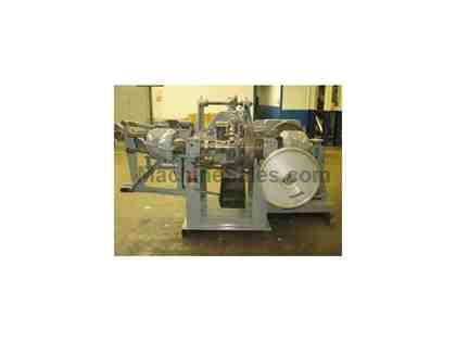 NILSON MODEL #S-4, 4-SLIDE WIRE FORMING MACHINE