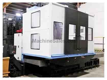 "Doosan DBC130 5.12"" Table Type Horizontal Boring Mill"