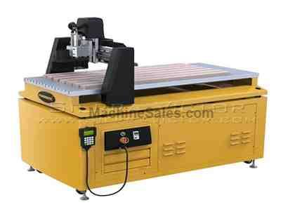 2' x 4' POWERMATIC® PM-2X4SPK CNC Kit with Electro Spindle