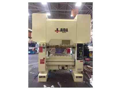 121 TON AIDA SSDC PRESS