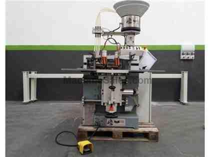 Used Essepigi Modula 300 Boring-Inserting Machine