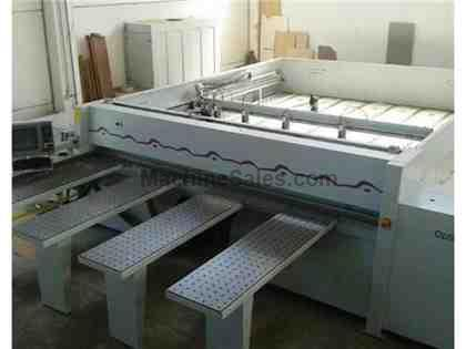 Used Homag CHF 41/44/44, CE Beam Saw