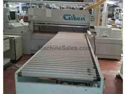 Used Giben Prismatic PF Beam Saw