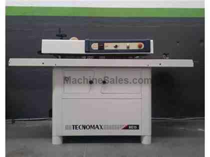 Used Single-sided Tecnomax ME15 Edgebander