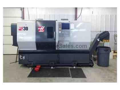 "HAAS ST-30T, 2013, 10"" CHUCK, TAILSTOCK, LIKE-NEW CONDITION, ONLY 290"