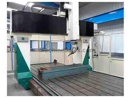Zimmermann FZ-30 5-Axis CNC Gantry Portal Milling Machine