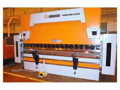 Ermaksan Power Bend Falcon 3760x220 242 Ton x 12' 4-Axis CNC Press