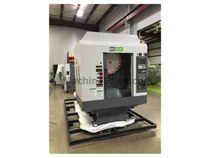 2013 DMC DT-40i CNC Drill & Tap Center