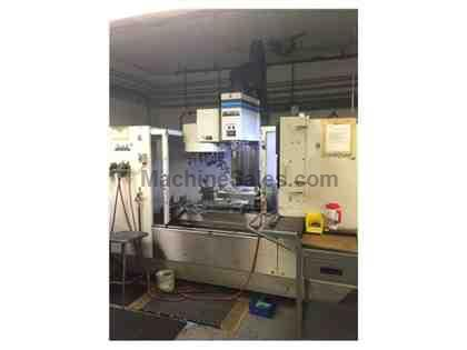 "1997 Fadal 5020A with 28"" Z and 4th axis Table"
