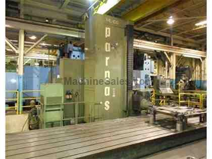 Parpas ML-100 CNC Floor Type Horizontal Boring & Milling Machine