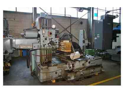 "2-15/32"" TOS TABLE TYPE HORIZONTAL BORING MILL"