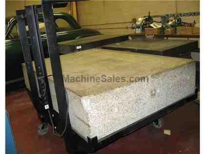 "48"" x 72"" x 12"" Granite Surface Plate"