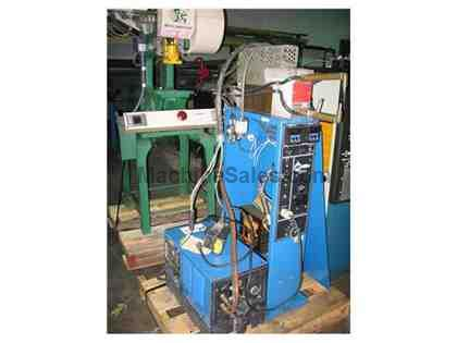 Miller Spot Welder, Model SSW-2040ATT SN KA865701, Stock Number 902997