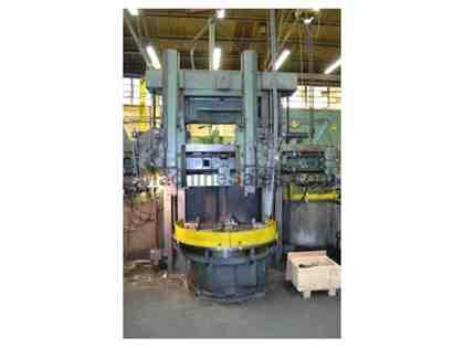 "54"" Giddings & Lewis Hypro Vertical Boring Mill"