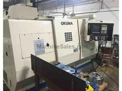 Okuma LU-15 turning center, 1994