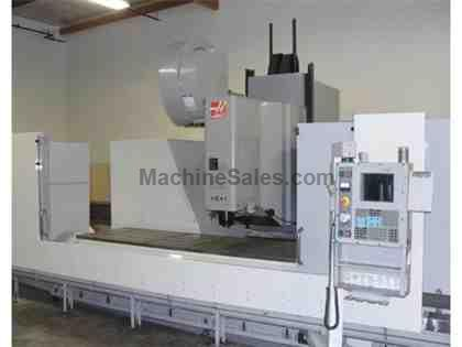 HAAS, VS-3, CNC VERTICAL MACHINING CENTER NEW: 2003