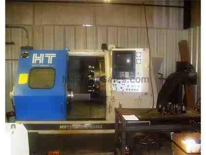 1991 Hitachi Seiki HT 25S CNC Turning Center